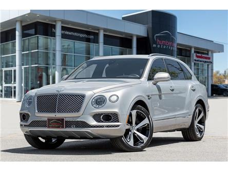 2017 Bentley Bentayga NAIM AUDIO|NAVIGATION|PANO ROOF|600HP!! (Stk: 19HMS498) in Mississauga - Image 1 of 28