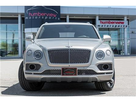 2017 Bentley Bentayga NAIM AUDIO|NAVIGATION|PANO ROOF|600HP!! (Stk: 19HMS498) in Mississauga - Image 2 of 28