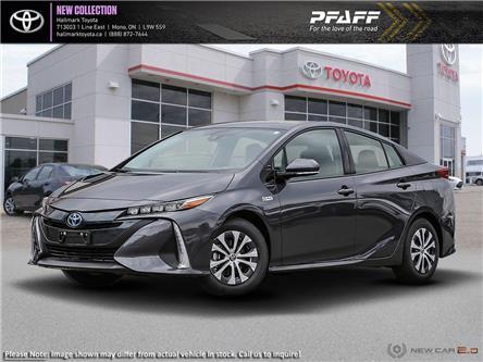 2020 Toyota Prius Prime Upgrade (Stk: H20084) in Orangeville - Image 1 of 23