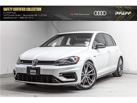 2018 Volkswagen Golf R 2.0 TSI (Stk: A12355A) in Newmarket - Image 1 of 22
