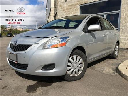 2010 Toyota Yaris SEDAN POWER GROUP, AUTOMATIC, AIR CONDITION, KEYLE (Stk: 45427A) in Brampton - Image 1 of 23