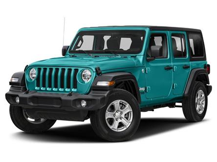 2020 Jeep Wrangler Unlimited Sahara (Stk: W142683) in Courtenay - Image 1 of 9