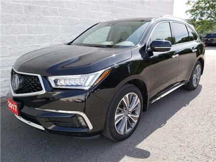 2017 Acura MDX Elite Package (Stk: 19P174) in Kingston - Image 2 of 30