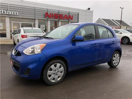 2017 Nissan Micra SV (Stk: 8340A) in Chatham - Image 2 of 10