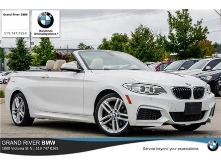 2016 BMW 228i xDrive (Stk: 34336A) in Kitchener - Image 1 of 22