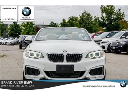 2016 BMW 228i xDrive (Stk: 34336A) in Kitchener - Image 2 of 22