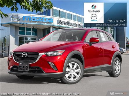 2019 Mazda CX-3 GX AT (Stk: 41271) in Newmarket - Image 1 of 23