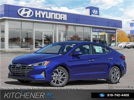 2020 Hyundai Elantra Luxury (Stk: 59011) in Kitchener - Image 1 of 27