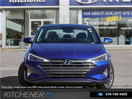 2020 Hyundai Elantra Luxury (Stk: 59011) in Kitchener - Image 2 of 27