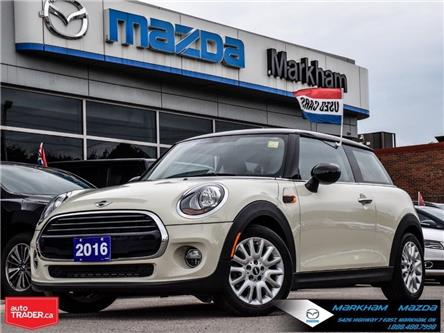 2016 MINI 3 Door Cooper (Stk: D5190696A) in Markham - Image 1 of 25