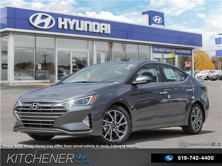 2020 Hyundai Elantra Luxury (Stk: 59059) in Kitchener - Image 1 of 28