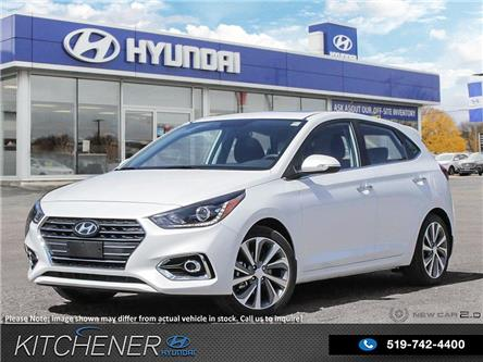 2020 Hyundai Accent Ultimate (Stk: 59223) in Kitchener - Image 1 of 28