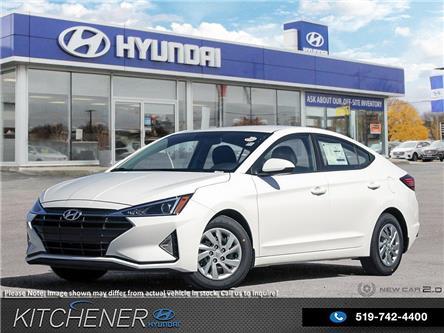 2020 Hyundai Elantra ESSENTIAL (Stk: 59028) in Kitchener - Image 1 of 27
