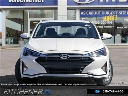 2020 Hyundai Elantra ESSENTIAL (Stk: 59028) in Kitchener - Image 2 of 27