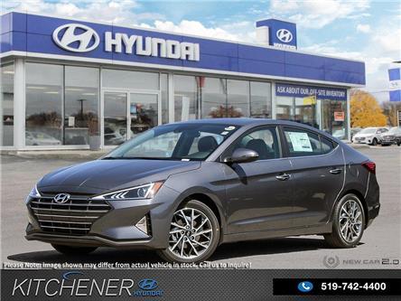 2020 Hyundai Elantra Luxury (Stk: 59015) in Kitchener - Image 1 of 27