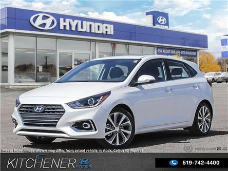 2020 Hyundai Accent Ultimate (Stk: 59250) in Kitchener - Image 1 of 28