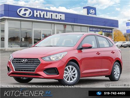 2020 Hyundai Accent Preferred (Stk: 59113) in Kitchener - Image 1 of 29