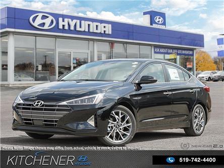 2020 Hyundai Elantra Ultimate (Stk: 59107) in Kitchener - Image 1 of 27
