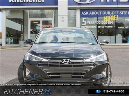2020 Hyundai Elantra Ultimate (Stk: 59107) in Kitchener - Image 2 of 27