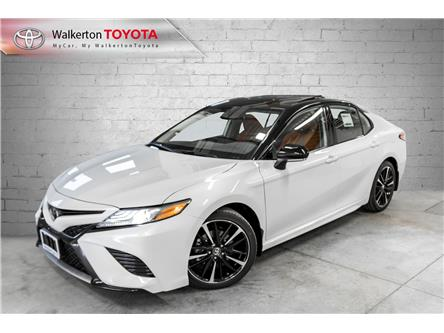 2019 Toyota Camry XSE (Stk: 19400) in Walkerton - Image 1 of 16