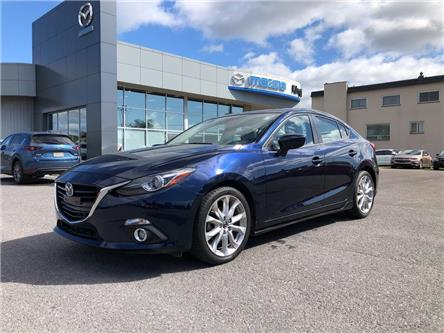 2016 Mazda Mazda3 GT (Stk: 19P054) in Kingston - Image 1 of 14