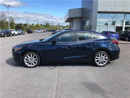 2016 Mazda Mazda3 GT (Stk: 19P054) in Kingston - Image 2 of 14