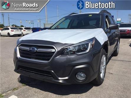 2019 Subaru Outback 2.5i (Stk: S19536) in Newmarket - Image 1 of 21