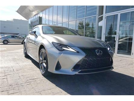 2019 Lexus RC 300 Base (Stk: 190702) in Calgary - Image 1 of 18