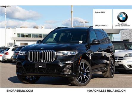 2019 BMW X7 xDrive40i (Stk: 70252) in Ajax - Image 1 of 22