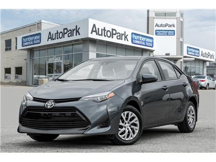 2019 Toyota Corolla LE (Stk: ) in Mississauga - Image 1 of 17