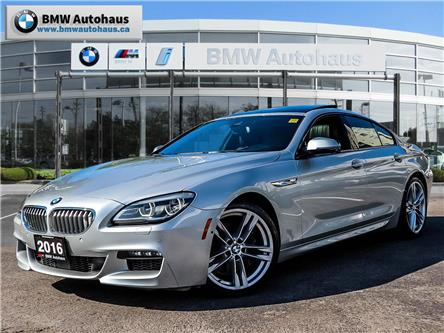 2016 BMW 650i xDrive Gran Coupe (Stk: P9071) in Thornhill - Image 1 of 29