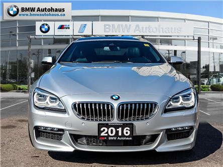 2016 BMW 650i xDrive Gran Coupe (Stk: P9071) in Thornhill - Image 2 of 29