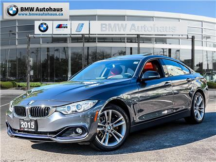 2015 BMW 428i xDrive Gran Coupe (Stk: P9100) in Thornhill - Image 1 of 32