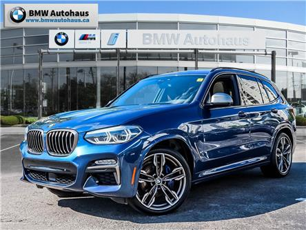 2018 BMW X3 M40i (Stk: P9106) in Thornhill - Image 1 of 27
