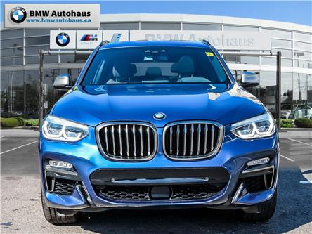 2018 BMW X3 M40i (Stk: P9106) in Thornhill - Image 2 of 27