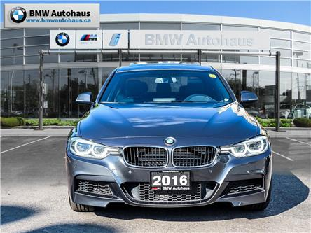 2016 BMW 340i xDrive (Stk: P9115) in Thornhill - Image 2 of 30