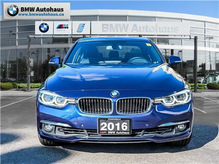 2016 BMW 328i xDrive (Stk: P9116) in Thornhill - Image 2 of 29