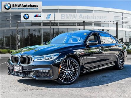 2018 BMW 750 Li xDrive (Stk: P9117) in Thornhill - Image 1 of 31
