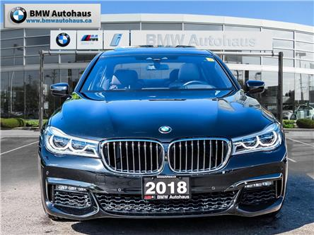 2018 BMW 750 Li xDrive (Stk: P9117) in Thornhill - Image 2 of 31