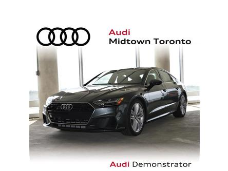 2019 Audi A7 55 Technik (Stk: AU5910) in Toronto - Image 1 of 22