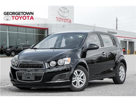 2012 Chevrolet Sonic LT (Stk: 12-09939GT) in Georgetown - Image 1 of 17