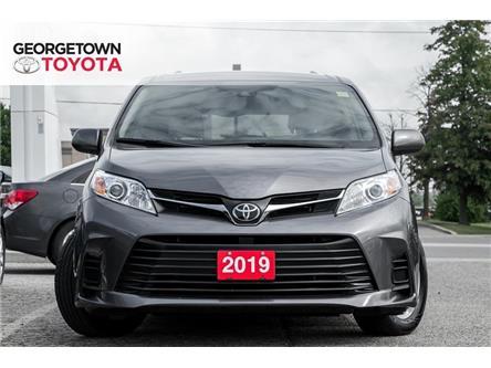 2019 Toyota Sienna LE 8-Passenger (Stk: 19-03793GR) in Georgetown - Image 2 of 18