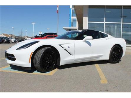 2019 Chevrolet Corvette Stingray (Stk: 17687) in Carleton Place - Image 1 of 10