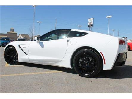 2019 Chevrolet Corvette Stingray (Stk: 17687) in Carleton Place - Image 2 of 10