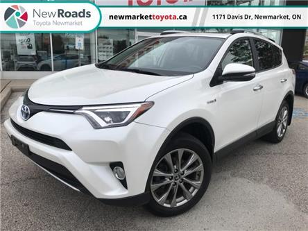 2016 Toyota RAV4 Hybrid Limited (Stk: 346011) in Newmarket - Image 1 of 27