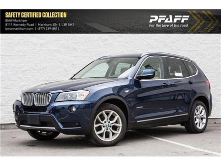 2014 BMW X3 xDrive28i (Stk: 38067A) in Markham - Image 1 of 19