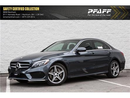 2016 Mercedes-Benz C-Class Base (Stk: 38171B) in Markham - Image 1 of 17