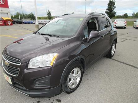 2014 Chevrolet Trax 2LT (Stk: K14925A) in Ottawa - Image 1 of 17