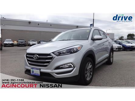 2018 Hyundai Tucson Premium 2.0L (Stk: U12630R) in Scarborough - Image 1 of 23
