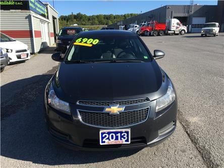 2013 Chevrolet Cruze LT Turbo (Stk: 2554) in Kingston - Image 1 of 15